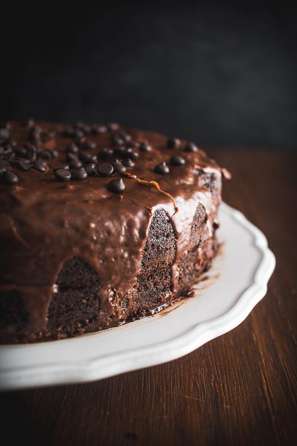 choco fudge cake-2