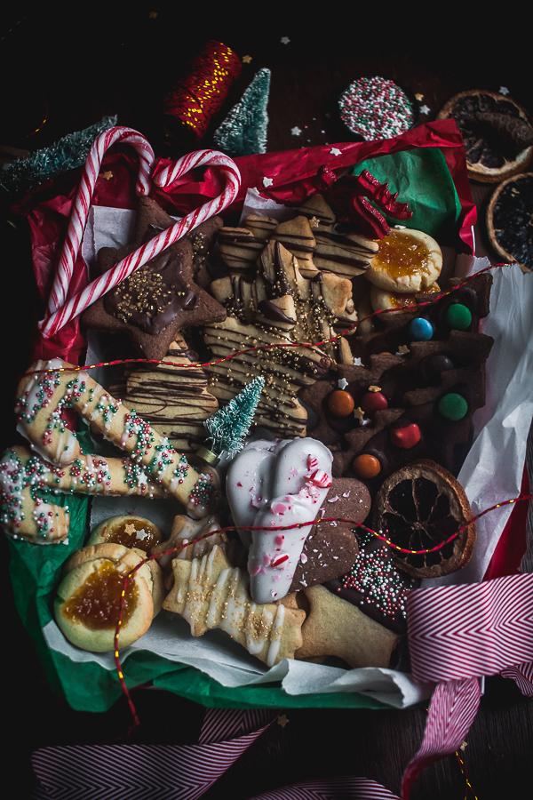 christmas cookie box-1