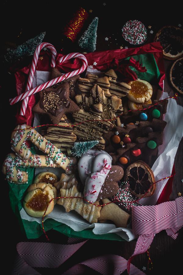 christmas cookie box-7