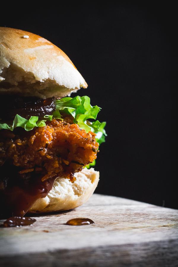 buttermilk chicken burger-9