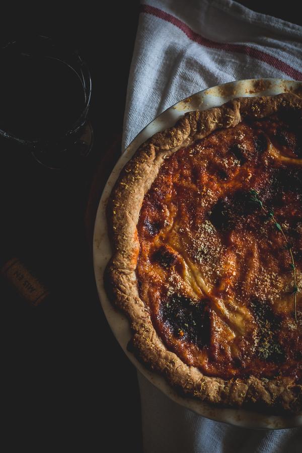 minced meat pie-1