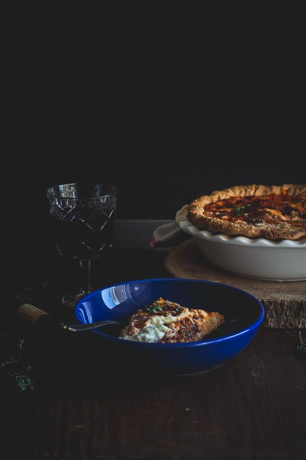 minced meat pie-7