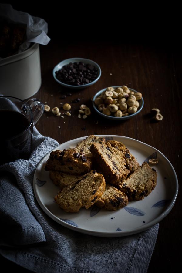 hazelnut chocolate biscotti-3