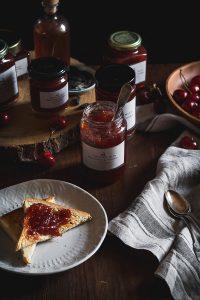 cherry amaretto tonka jam-8