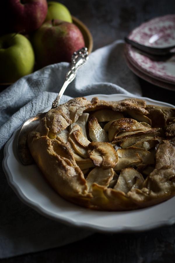 french apple tart-1