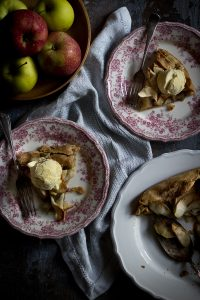 french apple tart-4